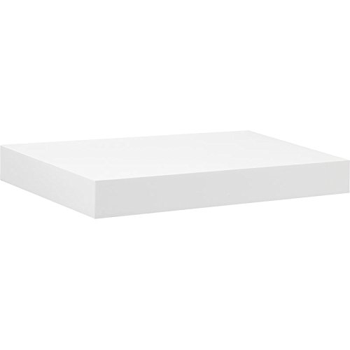 "Review 17 Inch Big Boy Shelf (White) (17.5""H x 2""W x By Dolle Shelving by Dolle Shelving"