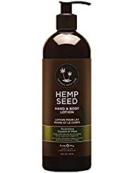 Earthly Body Hemp Seed Hand and Body Lotion, Guavalava, 16 Oz. ()