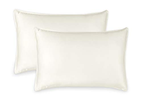 Pure Bamboo 2pc King Pillowcase Set - 100% Bamboo Luxuriously Soft Bedding (2 King Pillowcases, ()