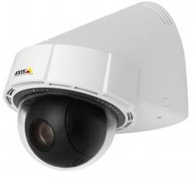 Axis Communications 0588-001 Outdoor-Ready HDTV 720p Pan-Tilt-Zoom Dome Network Camera For Sale