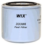 Price comparison product image WIX Filters - 33386 Heavy Duty Spin-On Fuel Filter,  Pack of 1