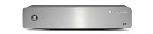 Cambridge Audio CP1 Phono Preamplifier- Silver by Cambridge Audio