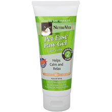 Nutri-Vet Pet Ease Paw Gel for Cats