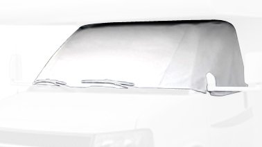 Classic Accessories OverDrive RV Windshield Cover, Grey, For Ford '92 - '03 by Classic Accessories