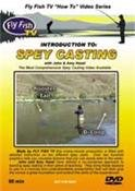 Introduction to Speycasting by John and Amy Hazel (Fly Fishing Tutorial (Spey Casting Dvd)