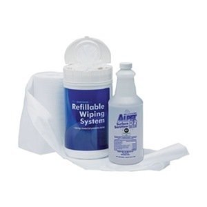 - Refillable Wiping System, PK6