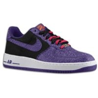Nike Air Force 1 Låga Man Basket Skor 488298-025 Svart 13 M Oss (14)