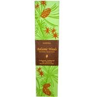 Maroma Incense Collection, Balsamic Woods