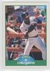 Chili Davis (Baseball Card) 1989 Score - [Base] #54