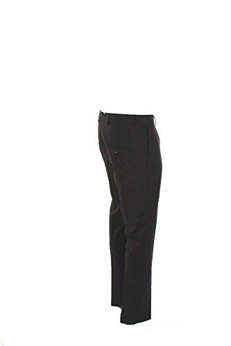 Pantalone Uomo Daniele Alessandrini 52 Nero P3278n7443605 Autunno Inverno 2016/17