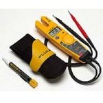 (Fluke T5-H5-1AC KIT/US Voltage, Continuity and Current Tester Kit with Holster)