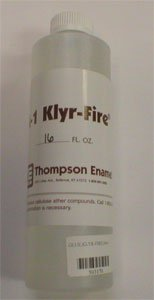 Thompson Klyr-Fire - 16 Oz by Delphi Glass