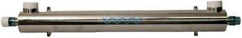 Aqua Ultraviolet Stainless Steel 57 Watt Unit, 3/4