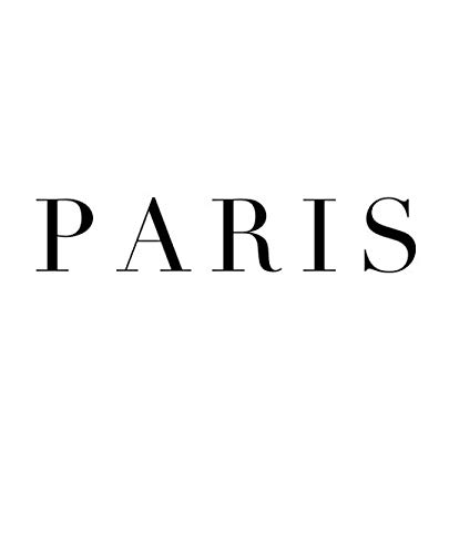 Paris Apartment Decor - Paris: Decorative book for interior design styling and decorating | For accessorizing coffee tables and bookshelves | Stack a set of deco books for a unique look (Cities of the World)