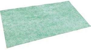 TRUSCOノンスリップオイルキャッチャーマット 緑 500×900mm TOFP-5090-10 1箱(10枚)