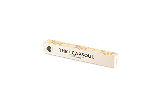 Cápsulas de Café Lungo compatibles (10 cápsulas)