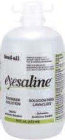 Eye Bottle Fendall Refill Wash (Sperian Saline Refill Bottles for Wall Stations 16 oz. (475mL))