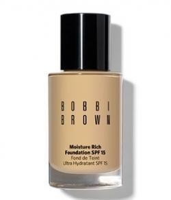 Bobbi Brown Bobbi Brown Moisture Rich Foundation SPF 15 - Warm Natural, 1 fl oz by Bobbi