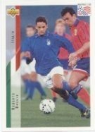 1994 World Cup Contenders German/English Soccer Card Box