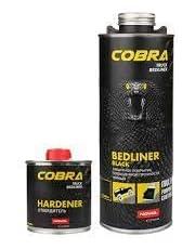 Cobra Truck Bed Liner Kit - Black