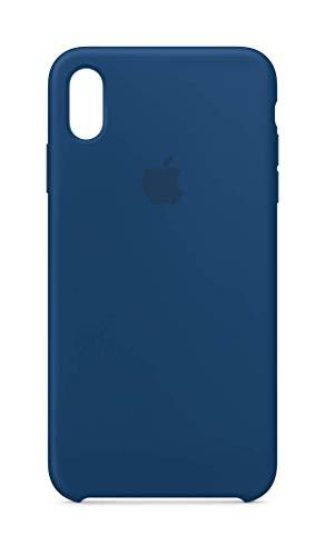 Horizon Case - Apple Silicone Case (for iPhone Xs Max) - Blue Horizon