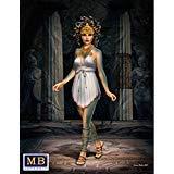 MASTER BOX 24025 1/24 SCALE PLASTIC MODEL KIT MEDUSA ANCIENT GREEK MYTHS SERIES