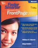 Faster Smarter Microsoft® Office Frontpage® 2003