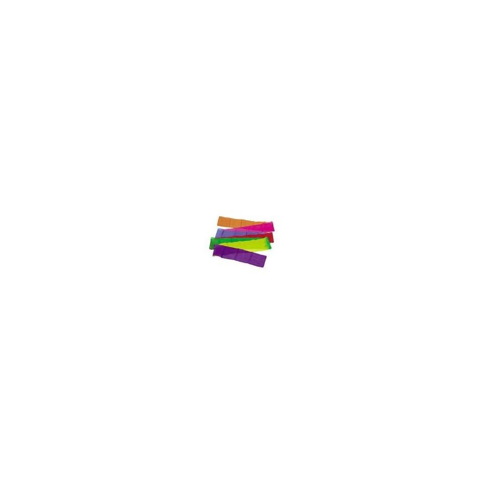 Rainbow Colored Silk Streamer Magic Trick