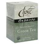 Choice Tea Tea Grn Japanese Org
