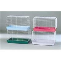 Prevue Pet Products SPV2025 3-Pack Small Animal Tubby Cage, Colors Vary