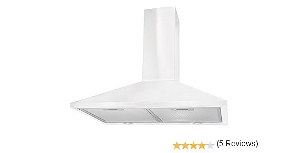 Campana PIRAMIDE 60 BLANCA: Amazon.es: Grandes electrodomésticos