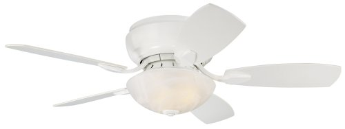 Hugger Transitional Ceiling Fan - 44