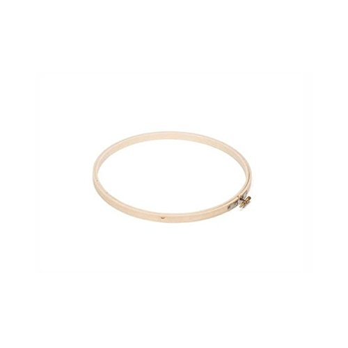 7 Inch Embroidery Hoop - Darice Bulk Buy DIY Wooden Embroidery Hoops Round 7 inches (6-Pack) 39104