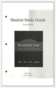 How to download solutions manual for business law: the ethical.