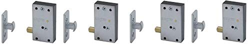 Ives Commercial CL.119 Invisible Latch (4-(Pack))