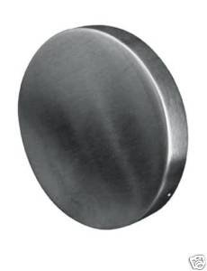 Frelan Hardware Satin Stainless Steel Blank Escutcheon