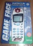 Nokia Game Face College Series Louisiana Tech Football Faceplate for Nokia 5100 Series