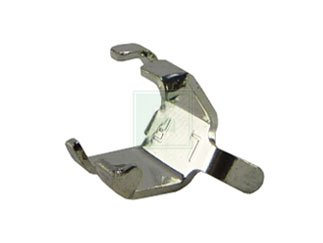 LITTELFUSE 01020080Z 1/4'' Dia (6.35mm) PCB Horizontal Clip Tin Brass Fuseholder - 2000 item(s)