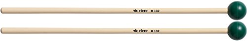 Vic Firth Orchestral Series Keyboard -- Medium Rubber (Medium Keyboard Series Mallets)