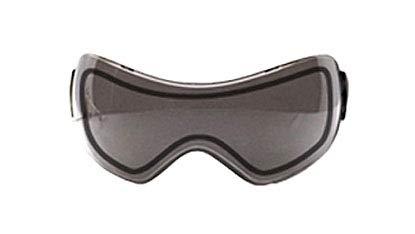 Dual Thermal Lenses - VForce Grill Goggle Lens - Dual Pane Thermal - Ninja Black / Dark Smoke
