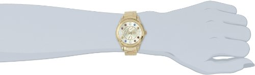 Rhino by Marc Ecko Women's E8M097MV Stone In Love Jewel Tone Multi-Color Stones Watch by Timex (Image #1)