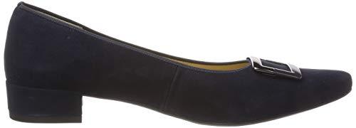 Paris blau Con Ara Tacco 1233070 Scarpe 02 Donna RHwngx