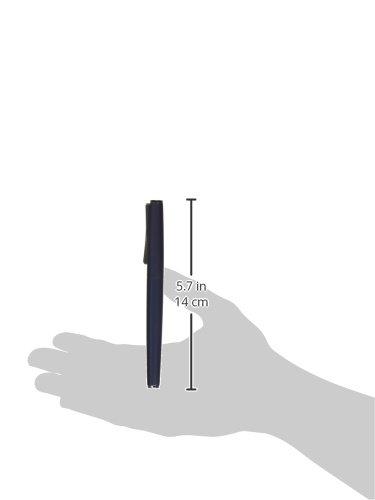 LAMY Studio Fountain Pen, Imperial Blue, Fine Nib (L67IBF)