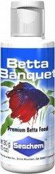 Seachem Labs Betta Banquet Premium Betta Food -- 30 g