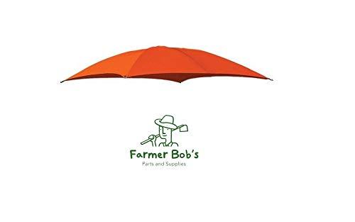 405410 - Orange Replacement Cover Only For TU56 Umbrella Farmer Bob's Parts 405410 by Farmer Bob's Parts