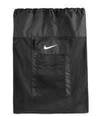 Nike Unisex Deck II Mesh Backpack Black