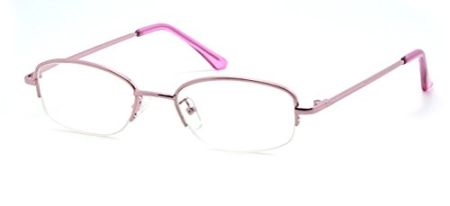 GAMT Women's Readers Elegant Womens Reading Glasses with Beautiful Patterns Pink
