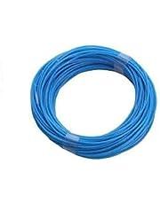 خيط متعدد حمض اللاكتيك بي ال ايه للقلم ثلاثي الابعاد بلون ازرق، 1.75 ملم، بطول 10 متر