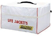 NEW SEACHOICE LIFE PRESERVER BAG SCP - Life Jacket Bag