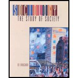 Sociology : Study of Society, , 0536607109